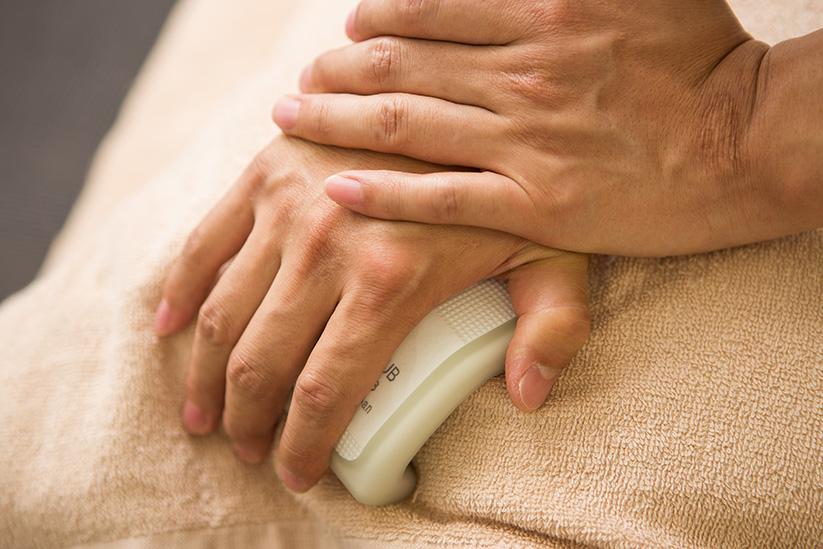 筋膜リリース治療