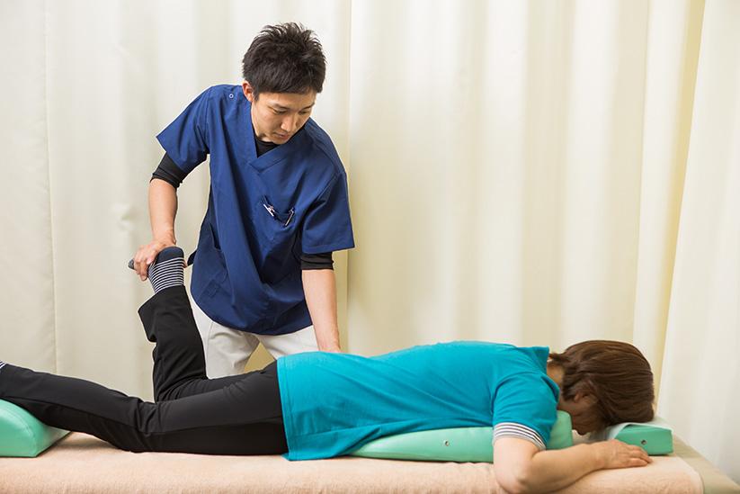 PNF -徒手神経筋療法-