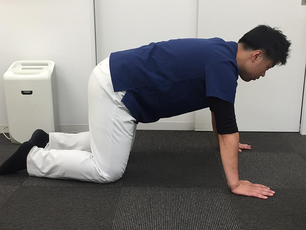 腰椎分離症の治療3